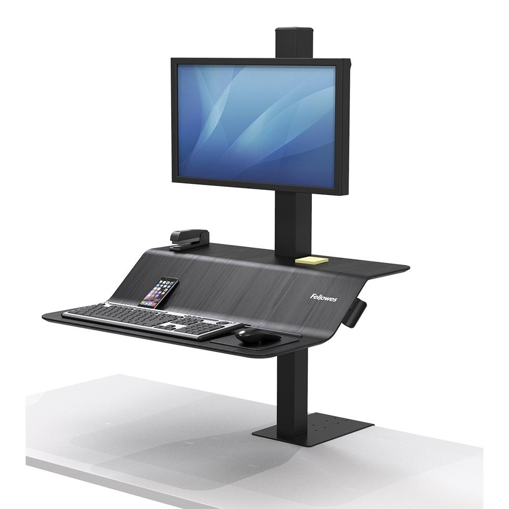 LOTUS LT™ Sit-Stand Workstation