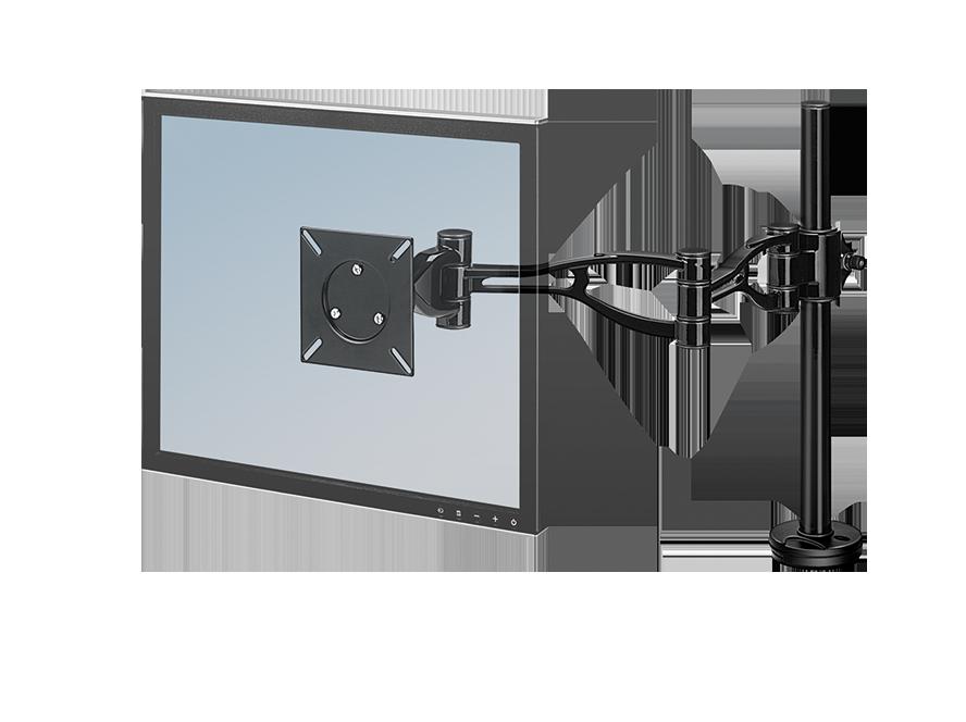 Monitortartó kar, egy monitorhoz