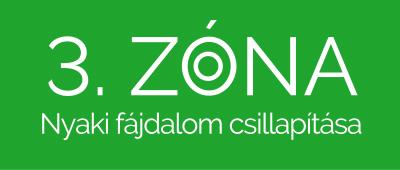 Zone 3 - Relieve neck strain