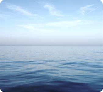 Earth Series™ egéralátét, óceán