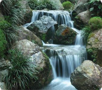 Earth Series™ egéralátét, vízesés