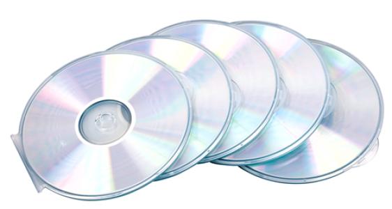 Vékony CD-tok, 1 db-os, köralakú, átlátszó SL