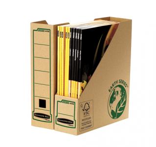 Bankers Box® Earth Series karton iratpapucs