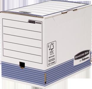 Bankers Box® System škatla za dokumente (200 mm, modra)