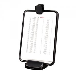 I-Spire Series™ Irat- és tablettartó, fekete SL
