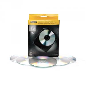 CD/DVD plastični ovitki 100 kosov na paket/ prosojni