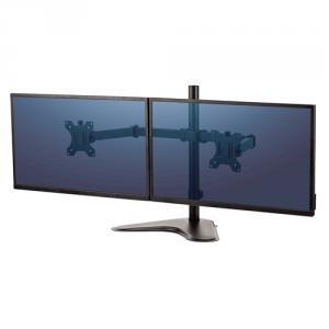 Professional Series Dual Horizontal monitortartó állvány, két monitorhoz SL