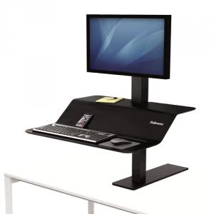 Lotus™ VE ülő/álló munkaállomás, egy monitorhoz