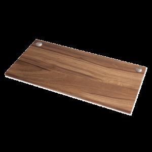 Levado™ asztallap, 1600×800, dió
