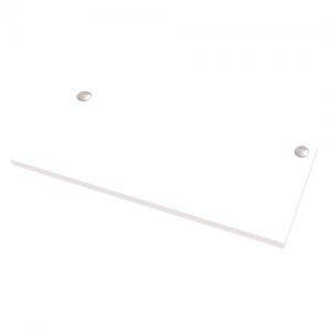 Levado™ asztallap, 1600×800, fehér