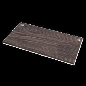 Levado™ asztallap, 1600×800, szürke tölgy