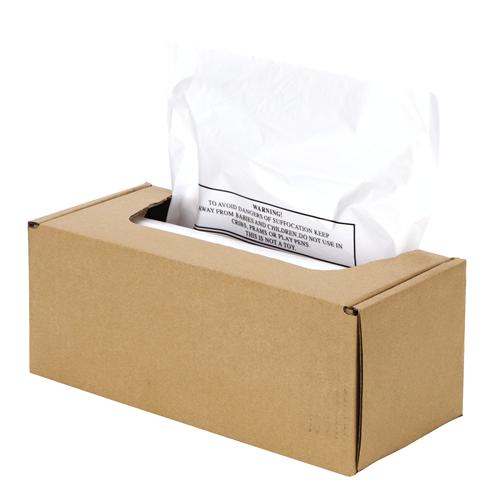 Hulladékgyűjtő zsák AutoMax™ 300CL és 500CL iratmegsemmisítőkhöz SL