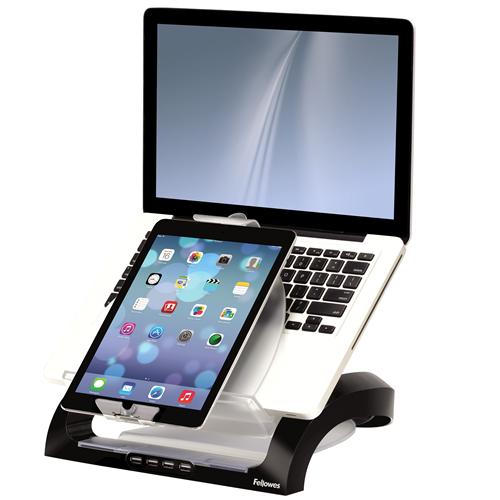 Smart Suites™ Laptop Munkaállomás USB portokkal
