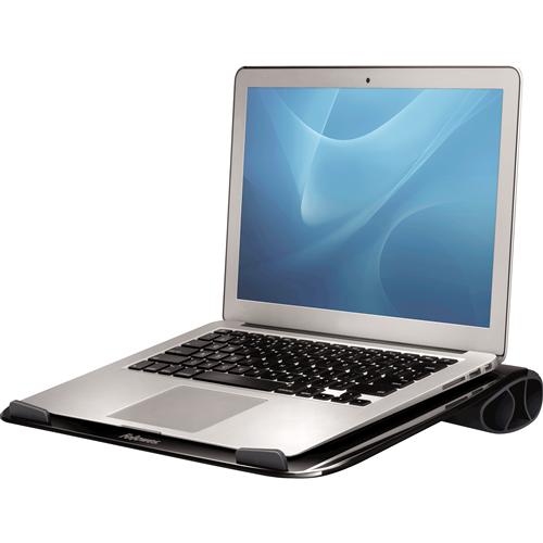 I-Spire Series™ Laptoptartó, fekete