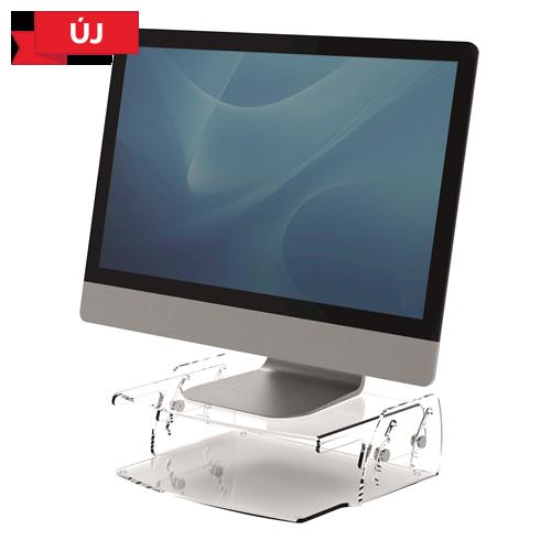 Clarity™ állítható magasságú monitorállvány