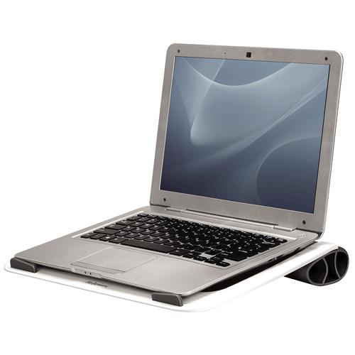I-Spire Series™ Laptoptartó, fehér-grafitszürke
