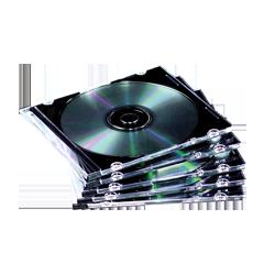 CD és DVD termékek SL