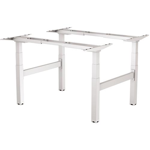 Cambio™ Állítható magasságú asztal, alap, dupla munkaállomáshoz