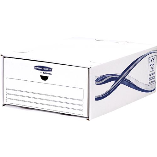 Bankers Box® Basic fiókos tároló