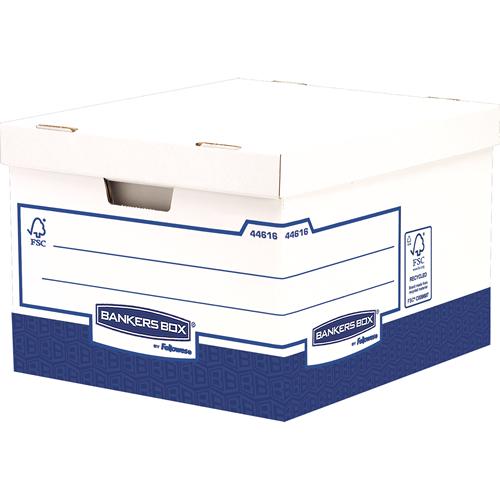 Bankers Box® Basic extra erős archiváló konténer, nagy SK
