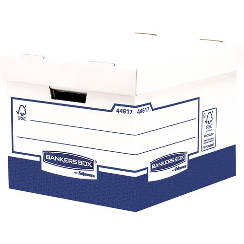 Bankers Box® Basic extra erős archiváló konténer