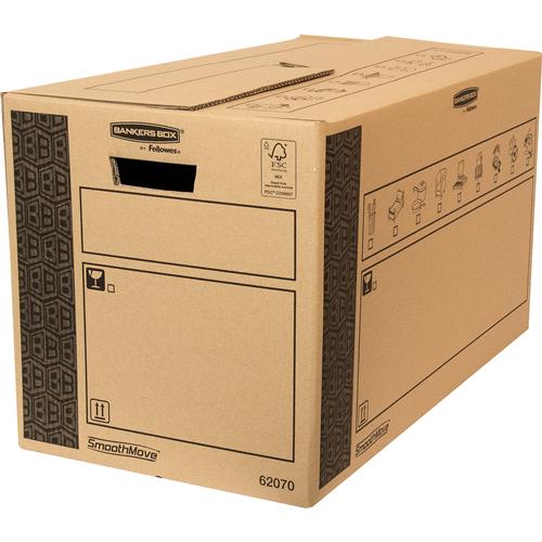 SmoothMove™ Heavy Duty 353766 selitvena škatl, 10 kosov/zav