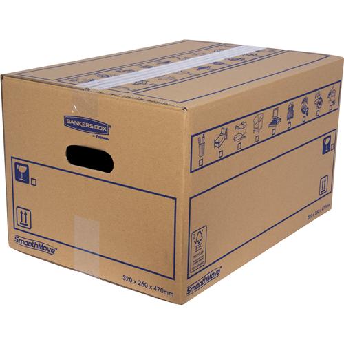 SmoothMove™ selitvena škatla Everyday, 27 x 32 x 47 cm