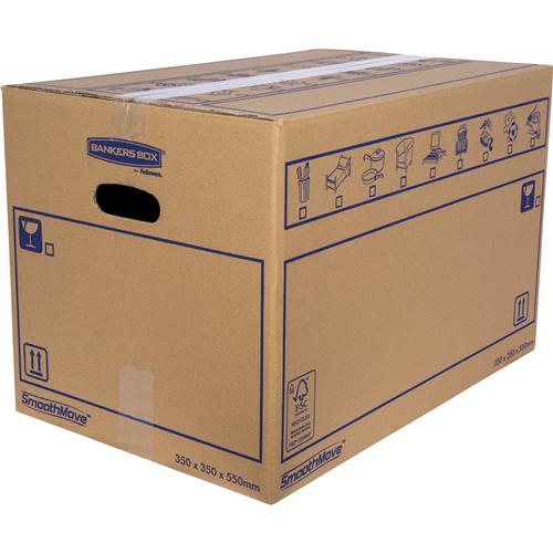 SmoothMove™ selitvena škatla Everyday , 35 x 35 x 55 cm