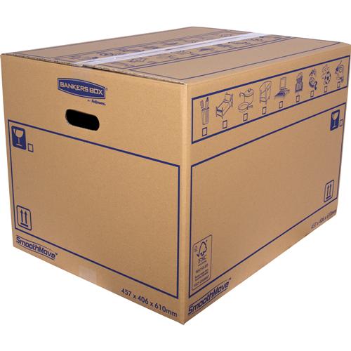 SmoothMove™ selitvena škatla Everyday , 46 x 41 x 61  cm