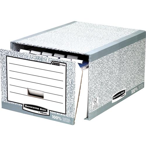 Bankers Box® archiváló fiók, A4