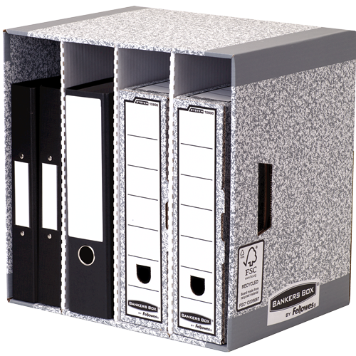 Bankers Box® fiókos dokumentumtároló