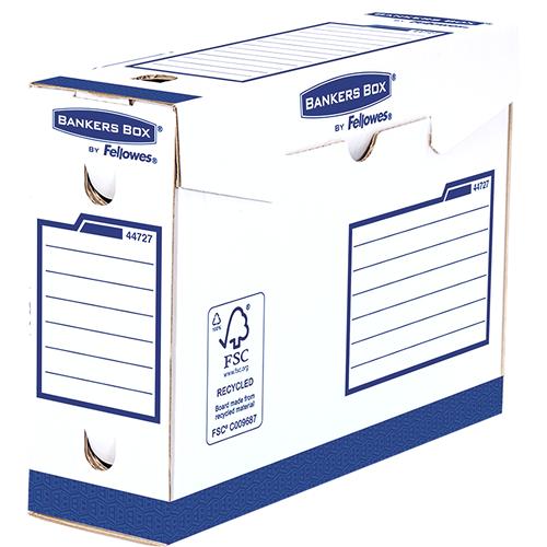 Bankers Box® Osnovna odporna škatla 100mm A4+, pakirano po 20