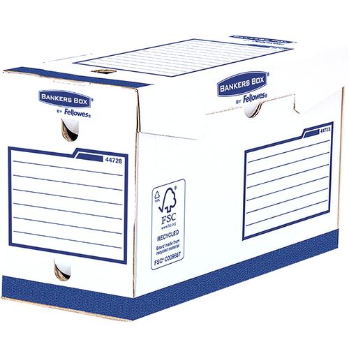 Bankers Box® Osnovna odporna škatla 150mm A4+, pakirano po 20