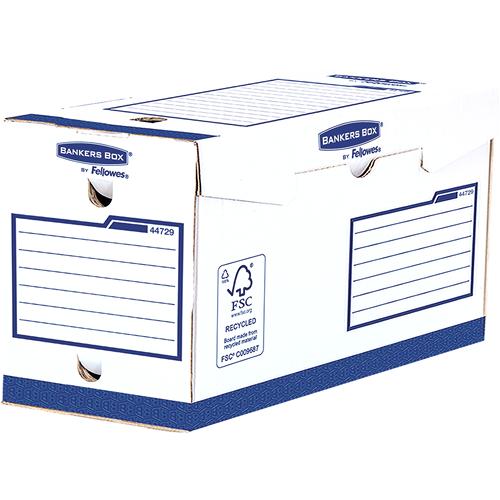 Bankers Box® Osnovna odporna škatla 200mm A4+, pakirano po 20