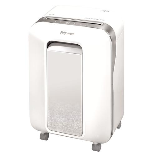 Powershred® LX201 mikro-rez uničevalnik, bela